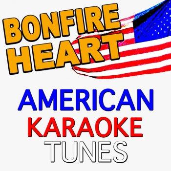 Testi Bonfire Heart (Originally Performed by James Blunt) [Karaoke Version]
