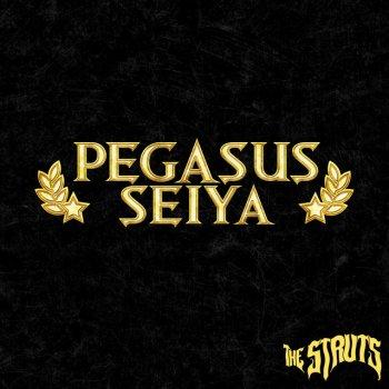 Testi Pegasus Seiya