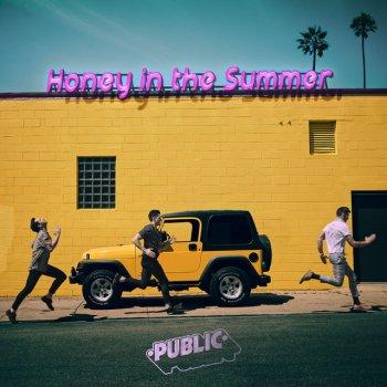 Testi Honey In The Summer - Single