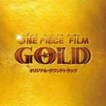 Testi ONE PIECE FILM GOLD (Original Motion Picture Soundtrack)