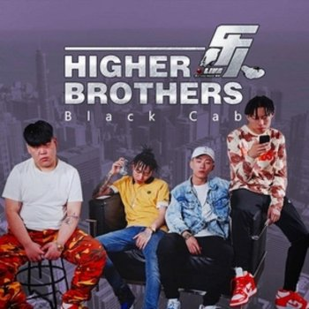 "Testi Yue Ren·Live: Higher Brothers ""Black Cab"" (Live)"