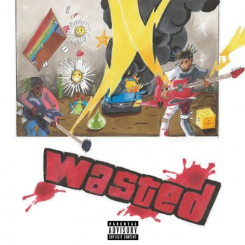 Wasted (feat. Lil Uzi Vert)                                                     by Juice WRLD – cover art