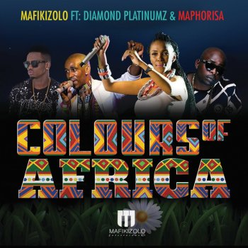 Testi Colours Of Africa