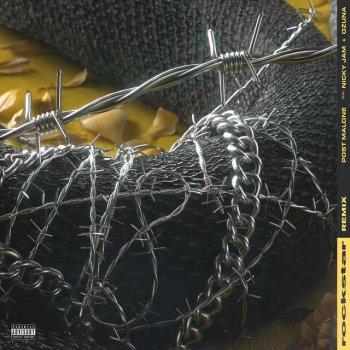 rockstar (Remix) by Post Malone feat. Nicky Jam & Ozuna - cover art