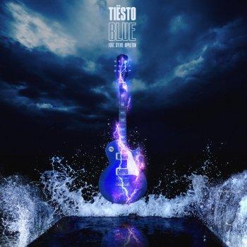 Testi BLUE (feat. Stevie Appleton) - Single
