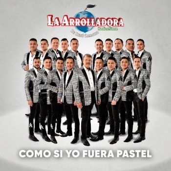 Como Si Yo Fuera Pastel - Single - cover art