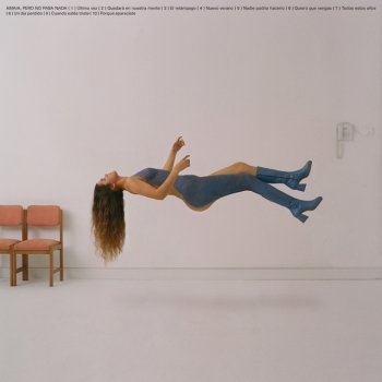 Pero No Pasa Nada lyrics – album cover