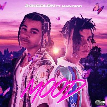 Mood (feat. iann dior) lyrics – album cover