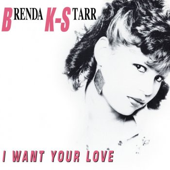 Love Me Like the First Time by Brenda K. Starr - cover art
