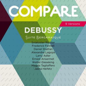 I testi delle canzoni dell'album Debussy: Clair de lune