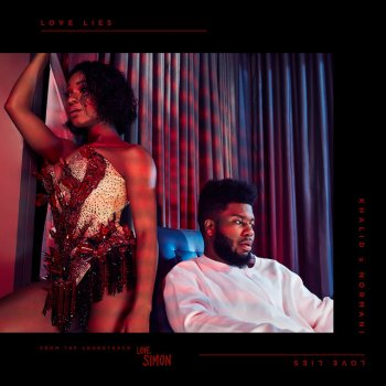 Love Lies (with Normani) by Khalid & Normani - cover art