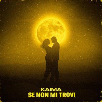 Testi Se non mi trovi (Unplugged Version) - Single