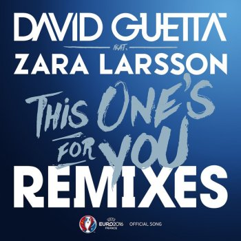 Testi This One's For You (feat. Zara Larsson)