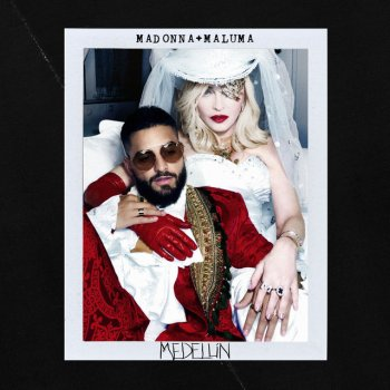 Medellín (with Maluma) lyrics – album cover