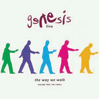 Testi Live - The Way We Walk Volume Two: 'The Longs'