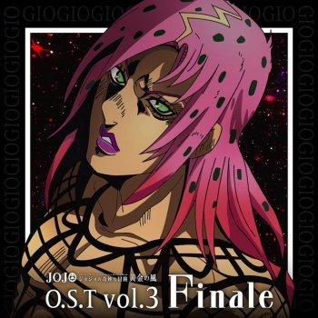 Testi ジョジョの奇妙な冒険 黄金の風 O.S.T (Vol.3 Finare)