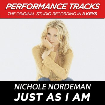 Testi Just As I Am (Performance Tracks) - EP