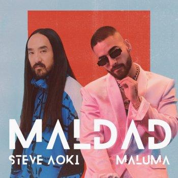 Maldad lyrics – album cover