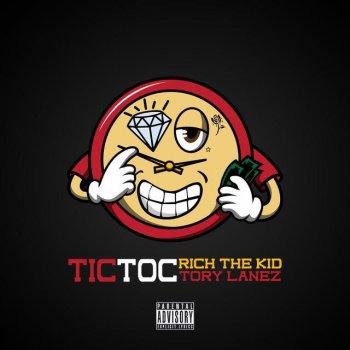 Tic Toc (with Tory Lanez) lyrics – album cover