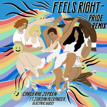 Testi Feels Right (Pride Remix) [feat. Jordan Alexander & Electric Guest] - Single