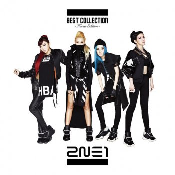 Testi 2NE1 BEST COLLECTION (Korea Edition)