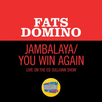 Testi Jambalaya/You Win Again (Medley/Live On The Ed Sullivan Show, March 4, 1962) - Single