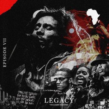 Testi Bob Marley Legacy: Freedom Fighter - EP
