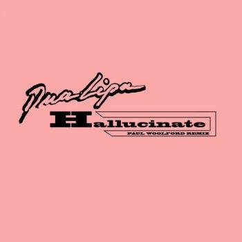 Testi Hallucinate (Paul Woolford Remix) - Single