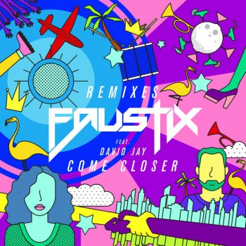 Testi Come Closer (feat. David Jay) [DJ $hirak Remix]