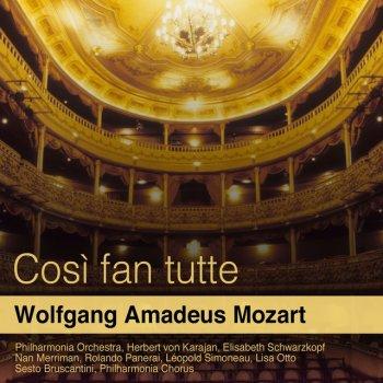 Testi Mozart: Così fan tutte, K. 588