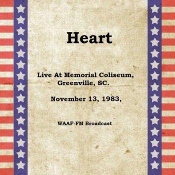 Testi Live At Memorial Coliseum, Greenville, SC. November 13th 1983, WAAF-FM Broadcast (Remastered)