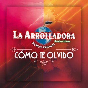 Cómo Te Olvido - Single - cover art