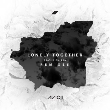 Lonely Together (Remixes) - cover art