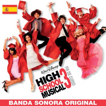 Testi High School Musical 3: Fin de Curso (Banda Sonora Original)