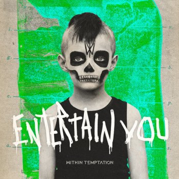 Entertain You by Within Temptation - cover art