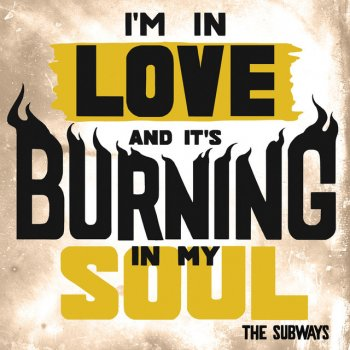 Testi I'm in Love and It's Burning in My Soul - Single