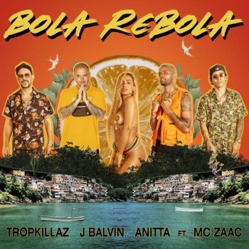 Bola Rebola lyrics – album cover