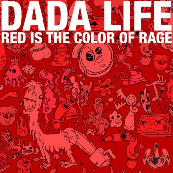 Testi Red Is the Color of Rage