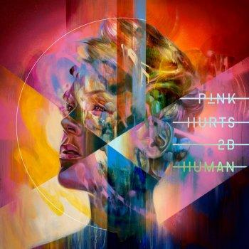 Hurts 2B Human by P!nk feat. Khalid - cover art