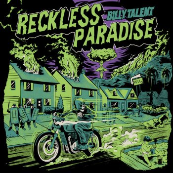Testi Reckless Paradise - Single