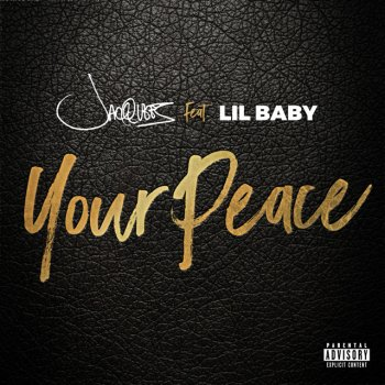 Your Peace - cover art