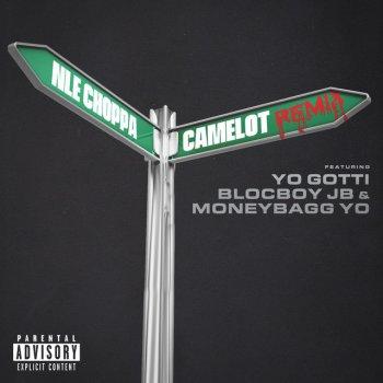 Testi Camelot (Remix) [feat. Yo Gotti, BlocBoy JB & Moneybagg Yo] - Single