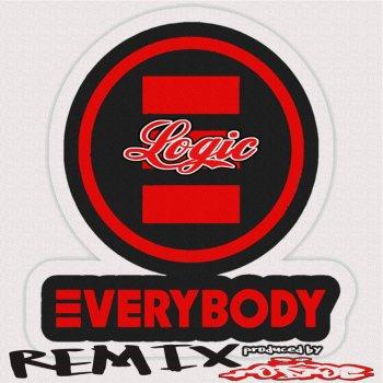 Everybody Remix Instrumental (prod by Rod Roc) by Logic - cover art