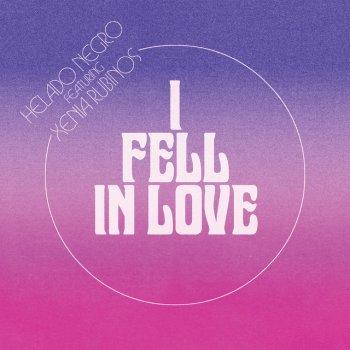 Testi I Fell in Love (feat. Xenia Rubinos) - Single