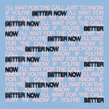 Testi Better Now - Single