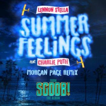 Testi Summer Feelings (feat. Charlie Puth) [Morgan Page Remix] - Single