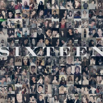 Sixteen by Ellie Goulding - cover art