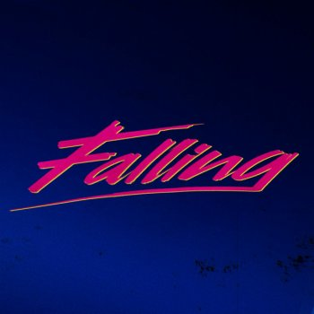 Falling by Alesso - cover art