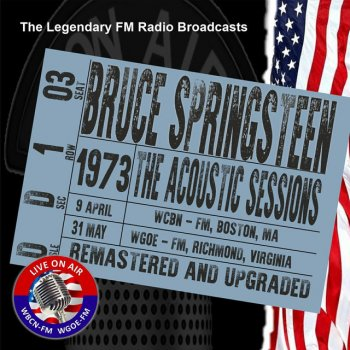 Testi Legendary FM Broadcasts -The 1973 Acoustic Sessions