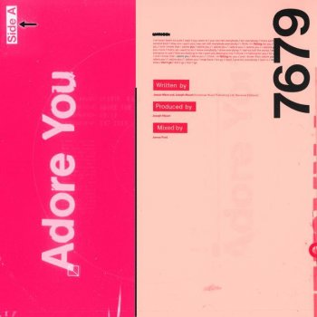 Testi Adore You